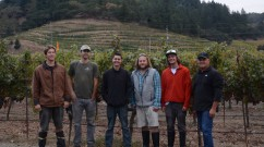 Odette Harvest Team Fall 2012