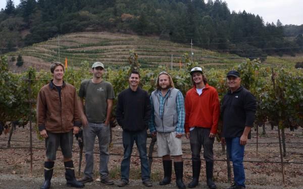 Odette Harvest Team Fall 2012